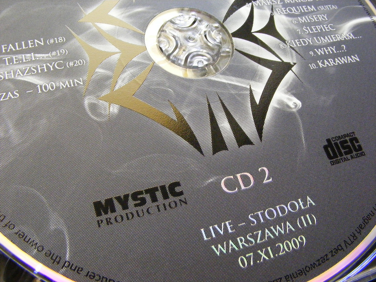 Ekskluzywne wydawnictwo CD HUNTER