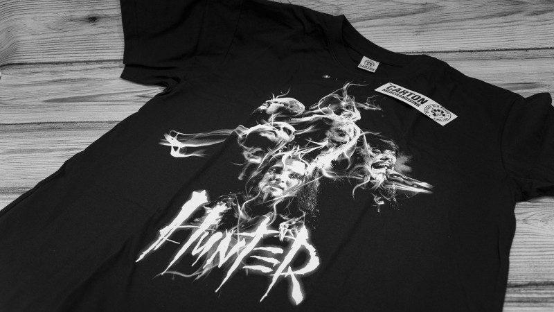 Hunter koszulka
