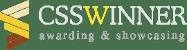 CSS Winner logo