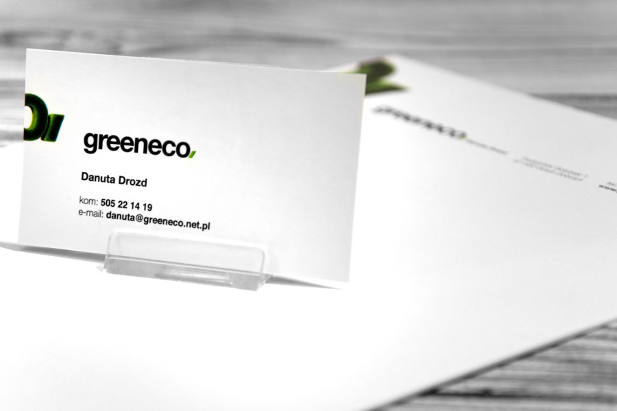 greeneco-wizytowki