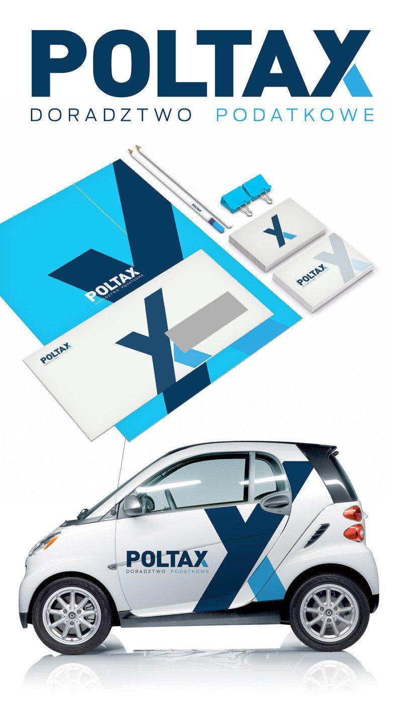 Identyfikacja wizualna POLTAX