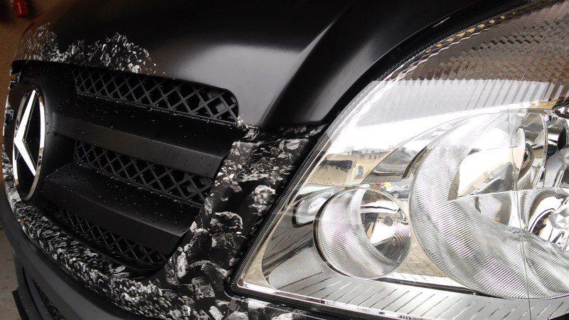 CLASSIC oklejanie samochodu
